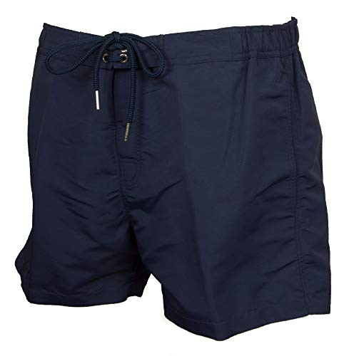 Bikkembergs Boxer Hombre mar Pool Swimwear Beachwear + Bolsa artículo P189 L1M, 3000 BLU, XXL