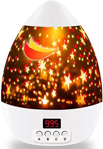Preisvergleich Produktbild HODO Weihnachtsbeleuchtung,  Nachtlicht Kind 1-10 Jahre Geschenk Mädchen 1-10 Jahre Spielzeug 1 2 3 4 5 Jahre Junge Spielzeug Mädchen 1-10 Jahre Halloween Licht Weihnachts Geschenke Kinder 3-12 Jahre