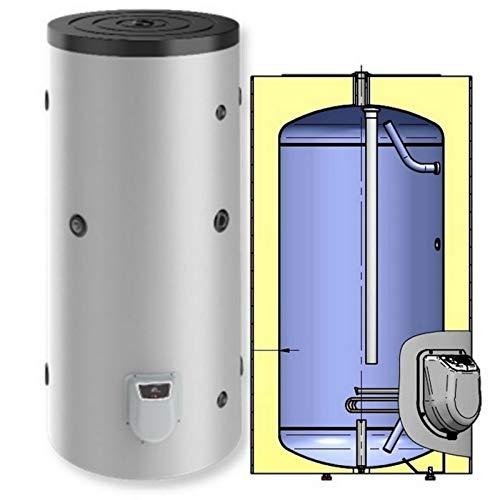 Elektrospeicher, Standspeicher, Warmwasserspeicher leistungsstarker Boiler mit 3-12 kW Heizleistung und Zirkulationsanschluß in den Größen 150 200 300 500 750 L Liter