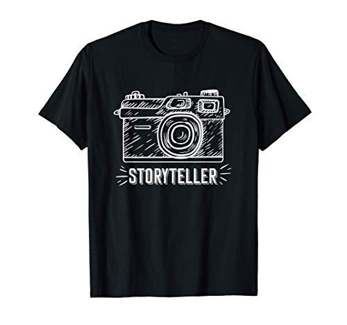 Día De La Fotografía - Fotógrafo De La Cámara Camiseta