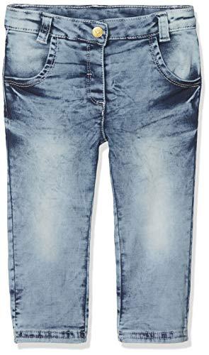 Kanz Hose Jeans, Blu (Blue Denim|Blue 0013), 80 Bimba
