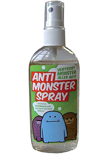 Anti-Monster-Spray, 140ml, nat. Lavendelspray