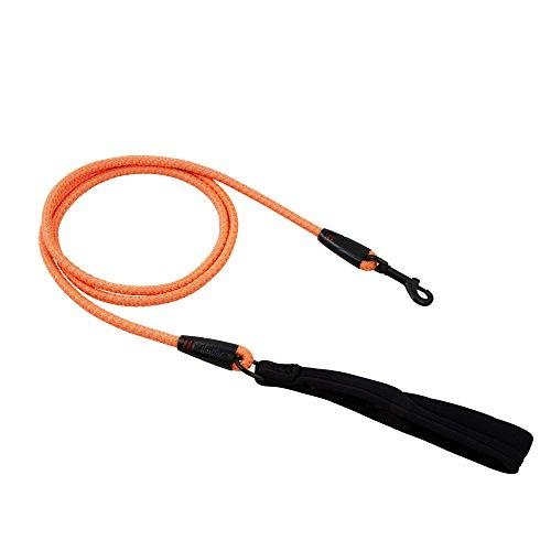 Hurtta hondenriem dazzle rope oranje