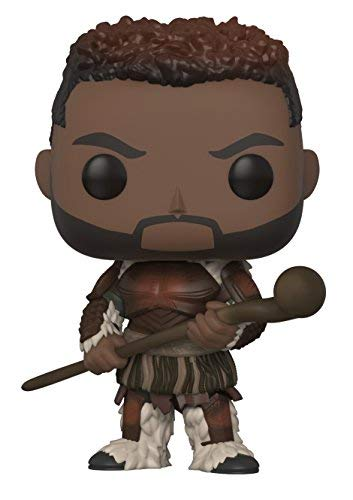 Pop! Bobble: Marvel: Black Panther: MBaku
