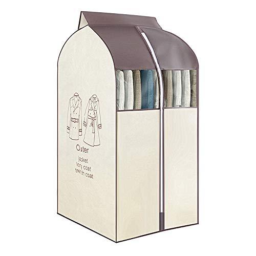 Mofeng Funda de ropa para guardarropa, bolsa de almacenamiento para colgar ropa,...