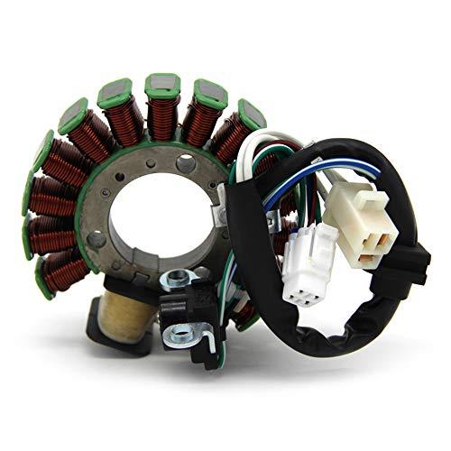 Bobina de encendido eléctrico Magneto generador para Yamaha XN125 XN150 TEO'S YP125E...