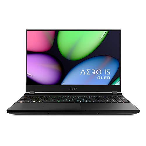 Gigabyte AERO 15 OLED SA-7UK5130SH Notebook, 15.6 OLED/i7-9750H 6 cores/GTX 1660Ti /8G *2 /512G SSD PCIe NVMe//Win 10 Home