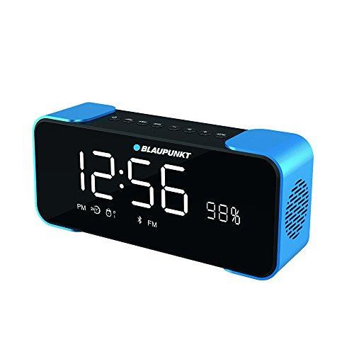 Blaupunkt blp2000Radio Despertador enceint Compatible con Bluetooth 4.0(Azul Cielo)
