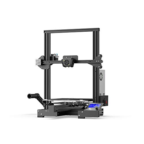 Creality Ender 3 Max Upgraded 3D Printer Large Build Volume High Precision 3D Printer Kit Integrated Structure Support Silent Printing with Meanwell Power Supply 300x300x340mm