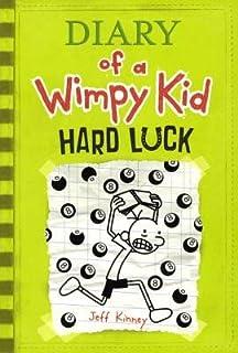 Hard Luck by Jeff Kinney - Hardcover