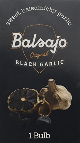 Balsajo Black Garlic Single Bulb