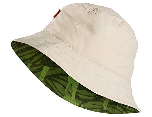VAUDE Kids Kids Kids Kids Kids Linell Hat II M Blanc cassé/Vert Chute