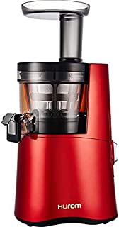 HUROM Slow Juicer H-AA-RBA17 (Ferrari Red)【Japan Domestic genuine products】