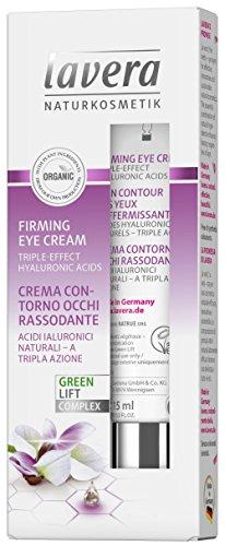 Lavera Crema para los ojos: ácido hialurónico