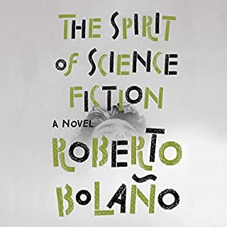 The Spirit of Science Fiction audiobook cover art