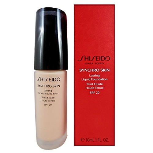 Shiseido Flüssige Foundation Synchro Skin Lasting Liquid Foundation N3 I40 30 ml