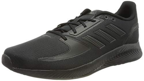 adidas Runfalcon 2.0 Men's Running Shoes, Core Black Core Black Grey Six, 8 UK