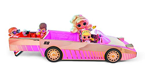 LOL Surprise CarPool Coupe with Exclusive Doll