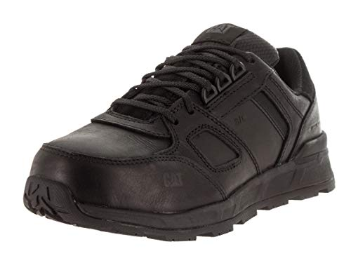 Caterpillar womens Woodward Sd Steel Toe Work Construction Shoe, Black, 9 US