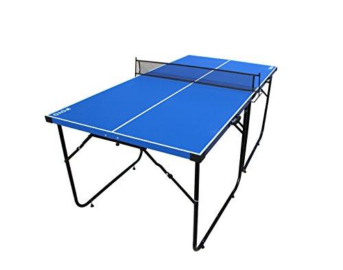 IFOYO Table de ping-Pong, 1,8 m, Table de ping-Pong 4 pièces Pliable,...