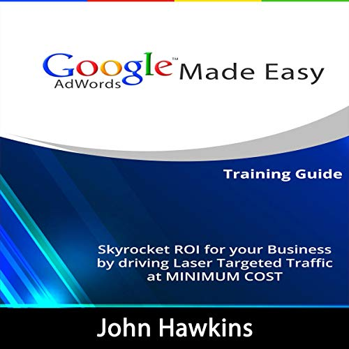 Google AdWords Made Easy audiobook cover art
