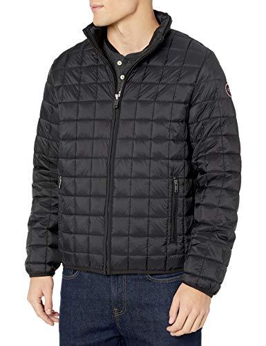 UGG メンズ ジョエル パッカブル キルトジャケット US サイズ: Small カラー: ブラック