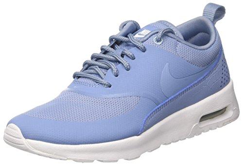 Nike Wmns Air Max Thea, Zapatillas para Mujer, Azul (Work Blue/work Blue/white), 38,5