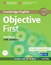 Permalink to Objective First Workbook with Answers with Audio CD [Lingua inglese] PDF