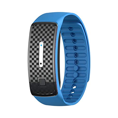 COLTD Ultrasonic Mosquito Repellent Bracelet, Non-Toxic Electronic Mosquito Repellent Wristband Suitable for Babies and Adults