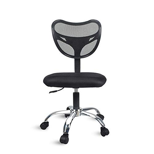 BüRocomputer Verstelbare ergonomie eenvoudige ademende stoel zonder stoel huishouden net kleine draaistoel