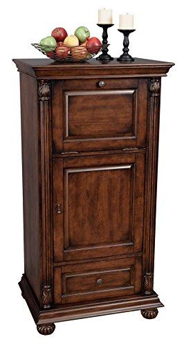 Howard Miller 695-078 Cognac Wine & Bar Cabinet