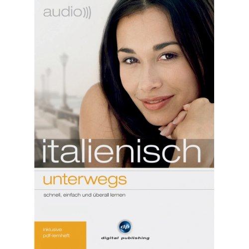 Audio Italienisch unterwegs Titelbild