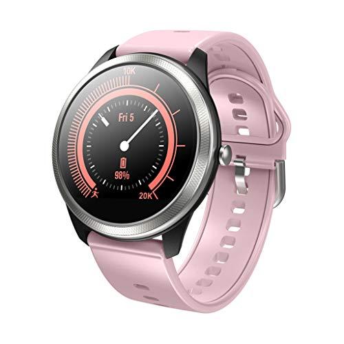 Touch LCD Smartwatch, Fitness Armband Wasserdicht Smart Watch Intelligente Fitness Tracker Aktivitäts Uhr Armbanduhr mit Pulsmesser Schlafmonitor Anruf Beachten Damen Herren