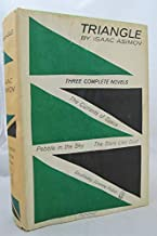 Rare - Isaac Asimov TRIANGLE Currents Space, Pebble in Sky, the Stars like Dust 1961