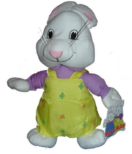 Max and Ruby 14' Ruby Plush Doll Toy (Ruby Only)