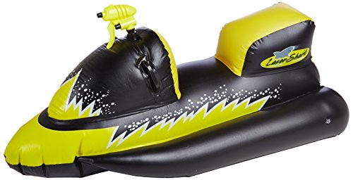 Swimline Lasershark Wet-Ski Squirter Black/Yellow