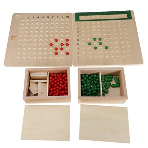 Montessori Juguetes Educativos Multiplican Y Dividen Matemáticas