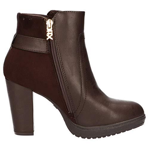 XTI Boots für Damen 47215 C Marron Schuhgröße 40