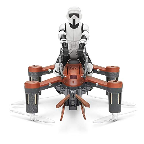 Propel SW-1983-CX Star Wars 74-Z Speeder Bike Battle Quadcopter Drone