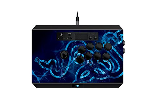 Razer Panthera: Fully Mod-Capable - Sanwa Joystick and Buttons - Internal Storage Compartment -...