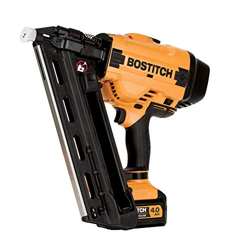 Bostitch BCF28WWM1-R 20V MAX Lithium-Ion 28-Degree Wire Weld Framing Nailer
