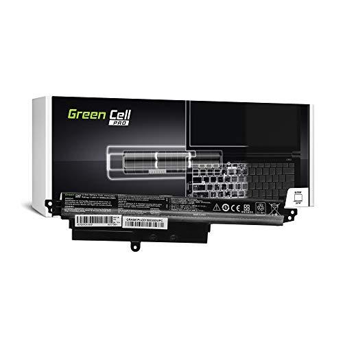 Green Cell® PRO Serie Batería para ASUS X200CA-CT048H X200CA-CT050H X200CA-CT051H X200CA-CT054H X200CA-CT055H X200CA-CT056H X200CA-CT059H Ordenador (Las Celdas Originales Samsung SDI, 2600mAh)