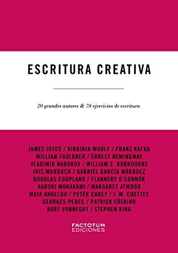 Escritura creativa (PALABRAS MAYORES)