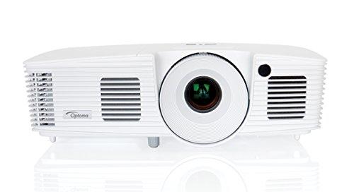 Optoma X402 DLP Projektor (XGA, 4200 Lumen, 20.000:1 Kontrast, 3D, Zoom 1,2x)