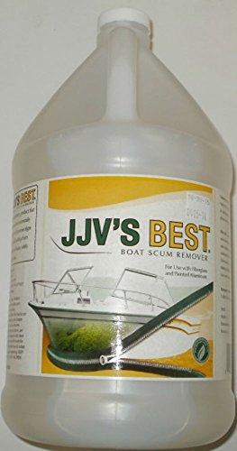 JJV'S BEST BOA100-G Boat Scum Remover (1 Gallon)