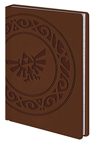 The Legend of Zelda Cuaderno de Notas Triforce [DIN A6]