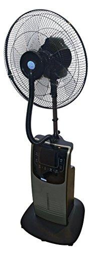 O'FRESH 090 Ventilateur brumisateur intérieur 135 cm