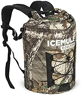 1f7ee53190d IceMule Pro Insulated Backpack Cooler Bag - Hands-Free, Highly-Portable,  Collapsible