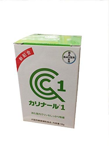 バイエル薬品 カリナール1 50g