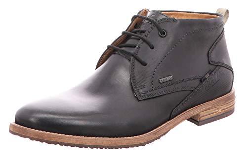 FRETZ men Herren Grenoble Desert Boots, Schwarz (Noir 51), 40 EU